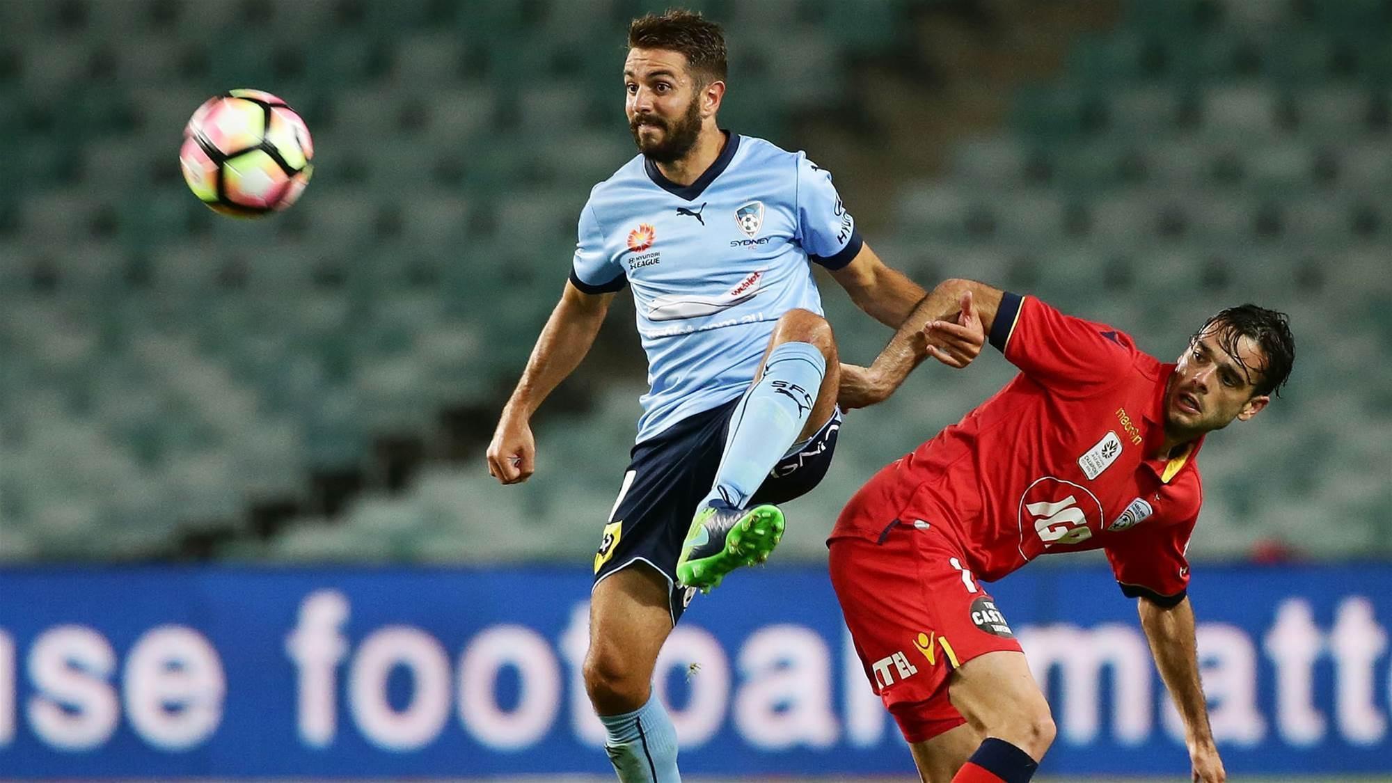 'Flat' Sydney must fire for final - Zullo