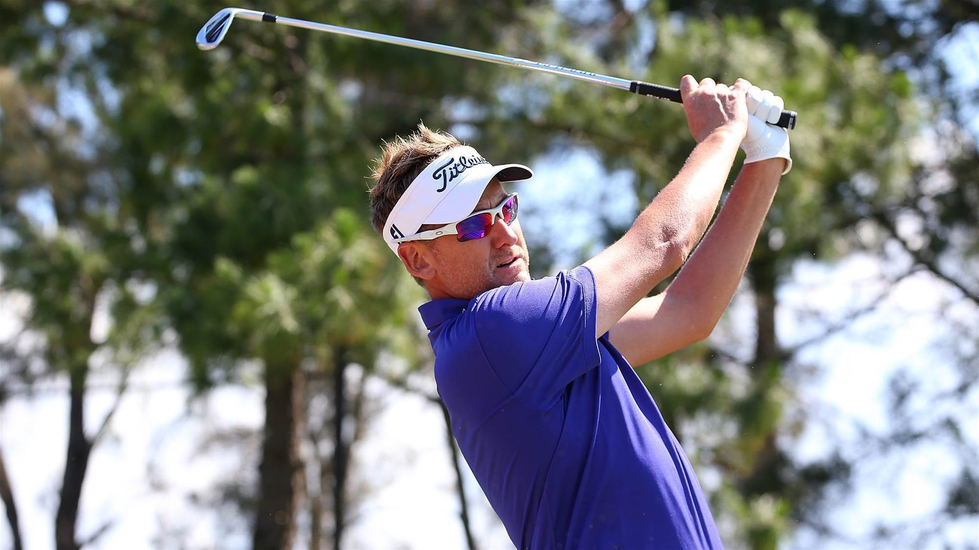 AUS PGA: Poulter fit and raring to go