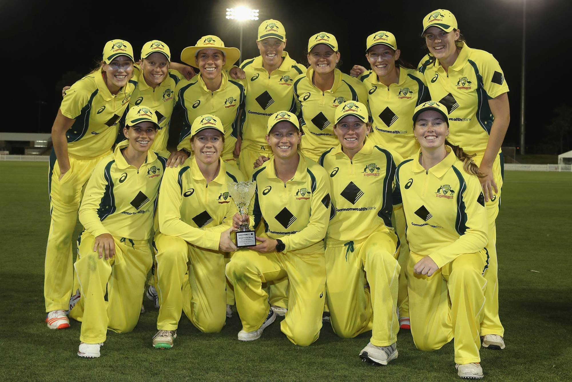 Southern Stars are no more as Cricket Australia drops the name