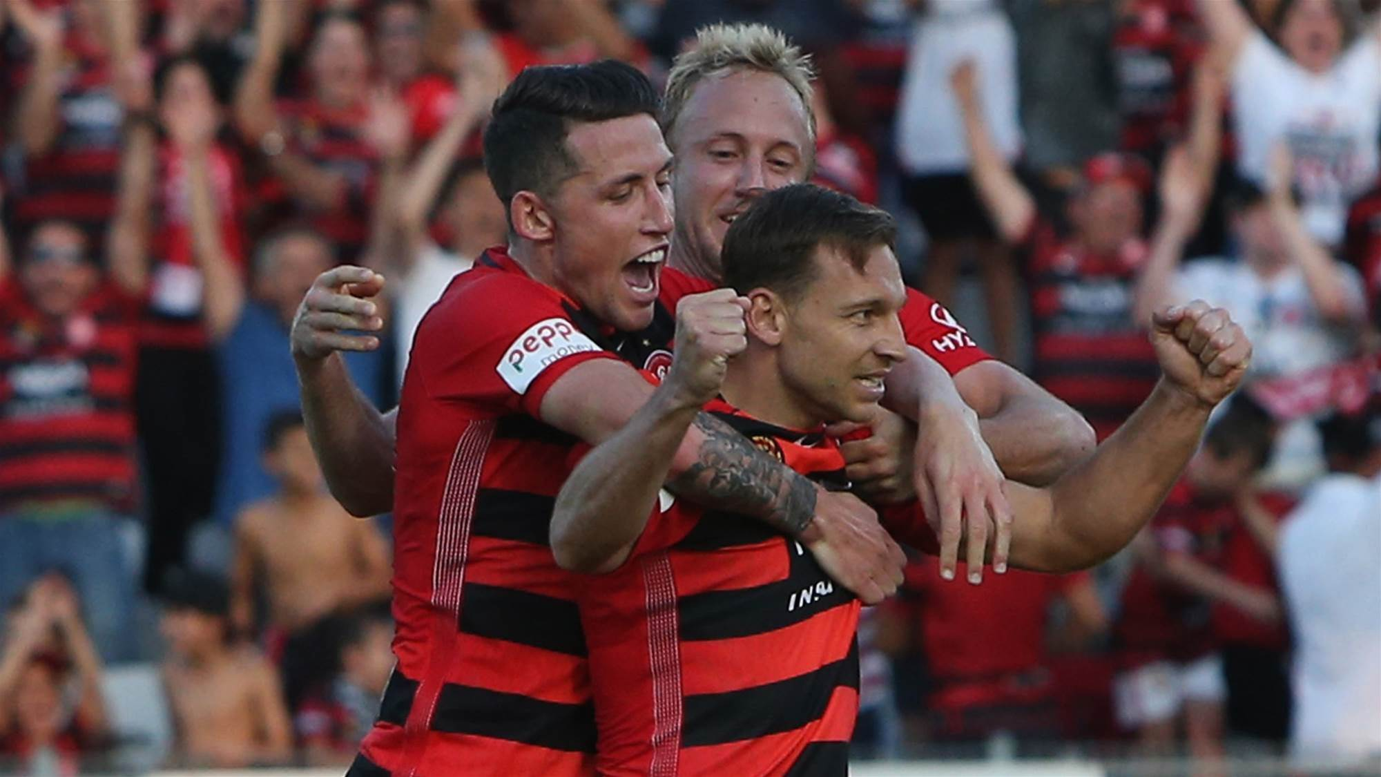 Neville: Wanderers hitting form at right time