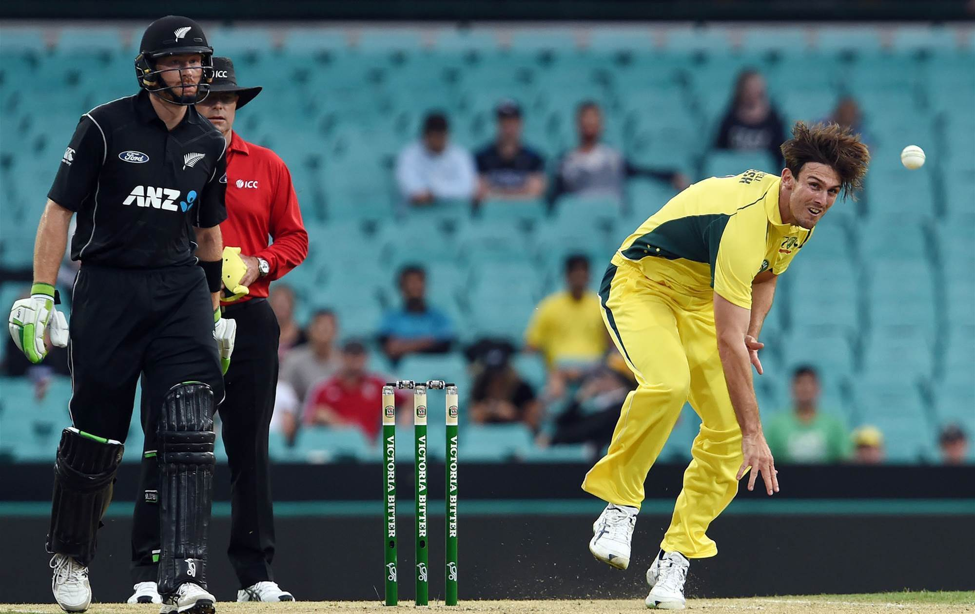 Mitch Marsh in selectors' sights?