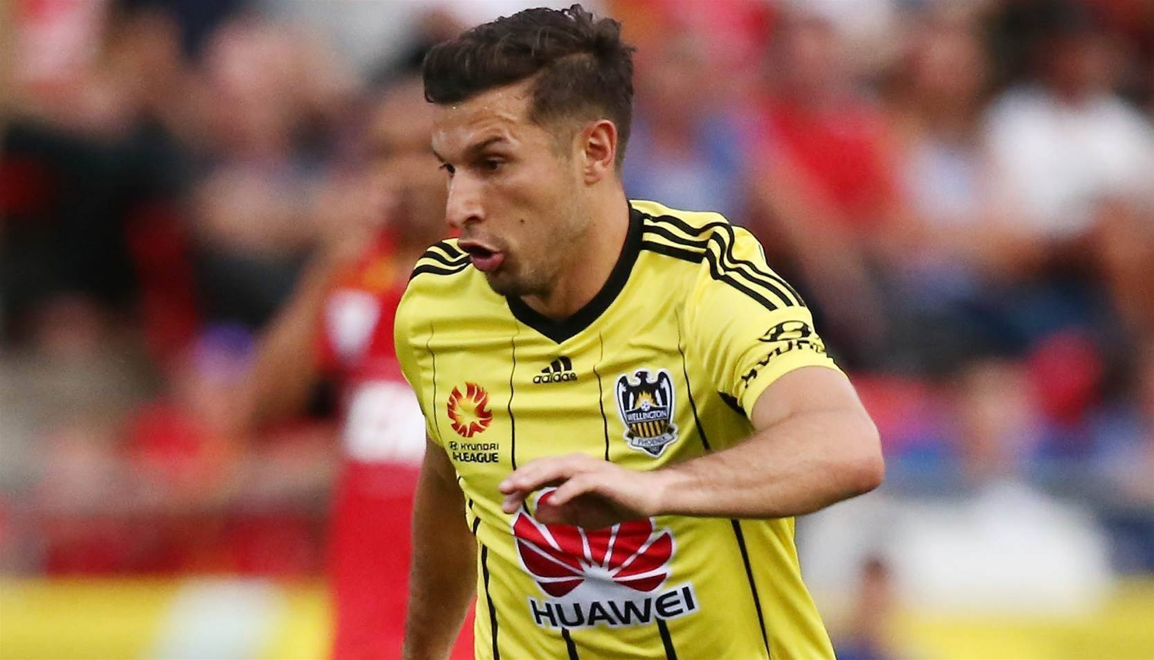 Barbarouses recalled for NZ Confeds squad
