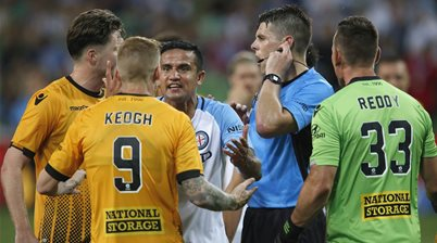 City boss slams 'inconsistent' ref