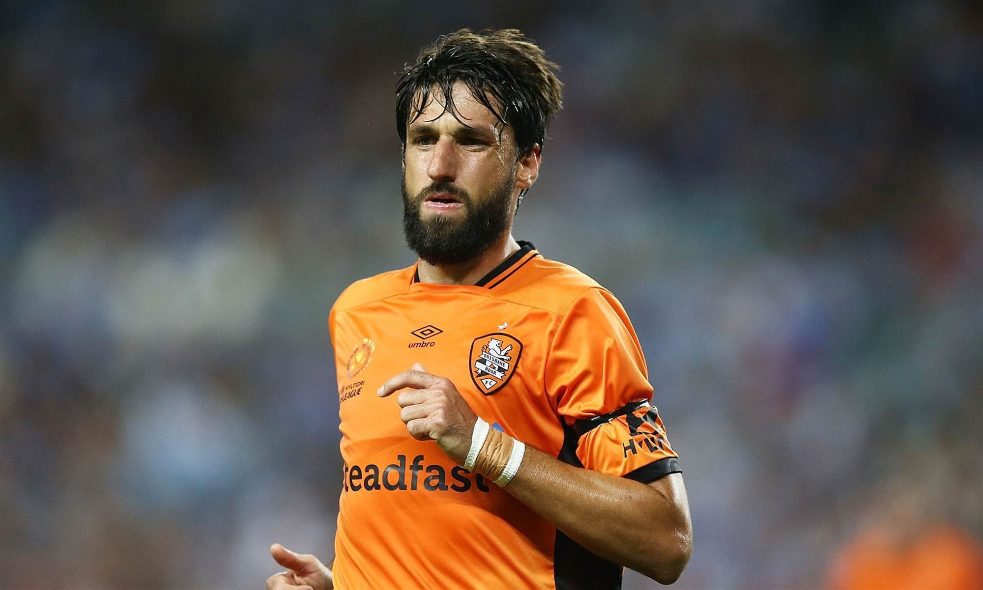 Aloisi: Door always open to Broich