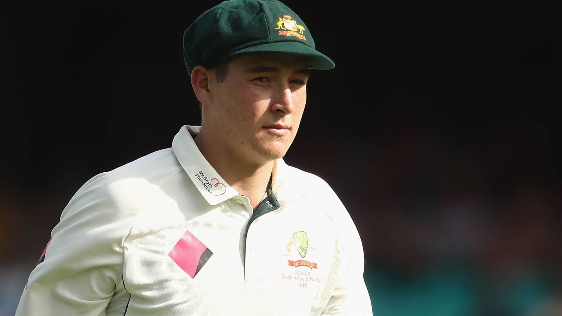 Renshaw out of rest of Test