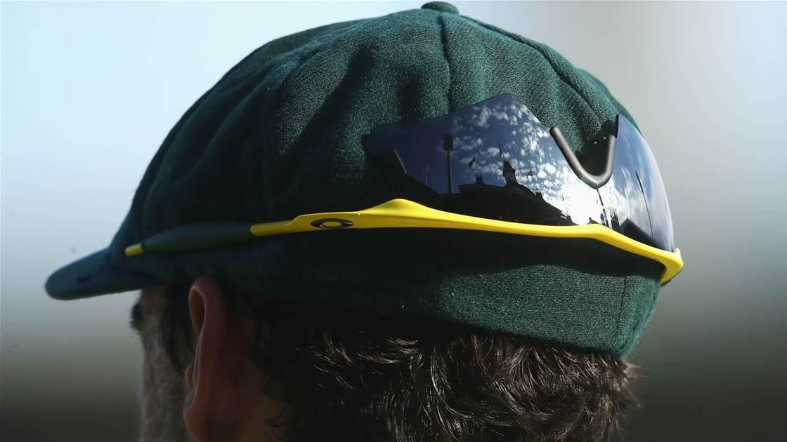 Aussie Test cricketer suffers bleeding on the brain