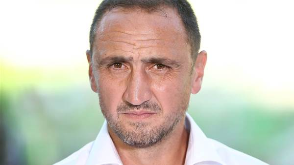 Valkanis appointed City coach