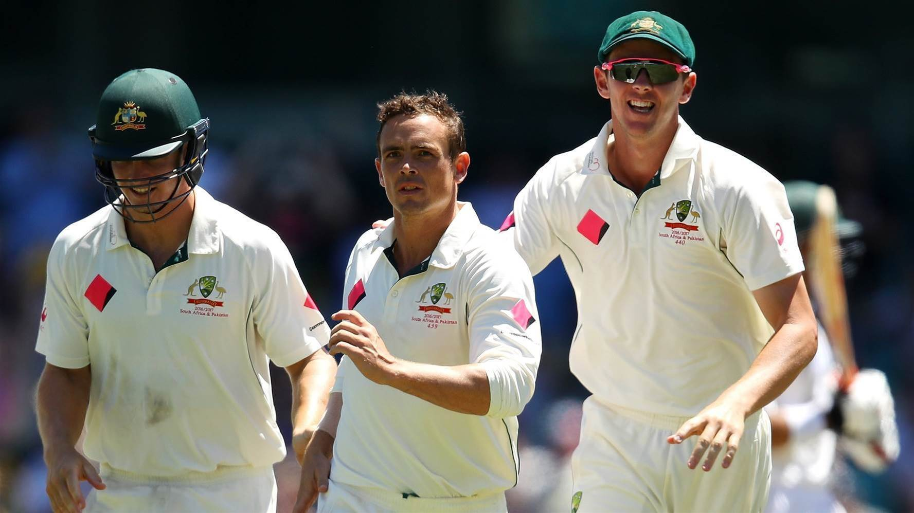 Starc & O'Keefe absent in Test squad for Bangladesh