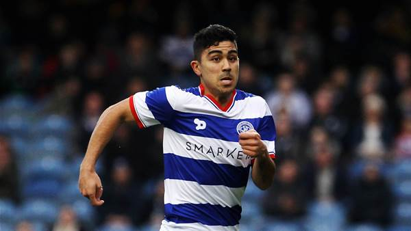 Luongo 'buzzing' after first goal for QPR