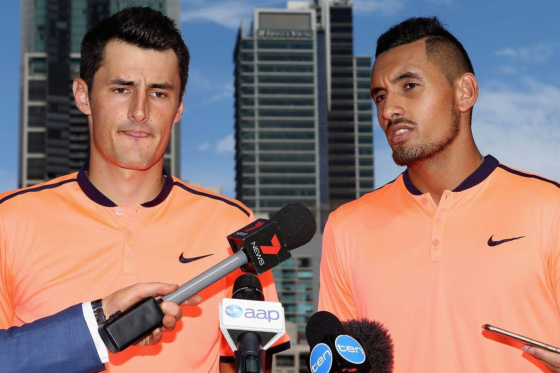 "Kyrgios: ""Tomic has lost his way"""