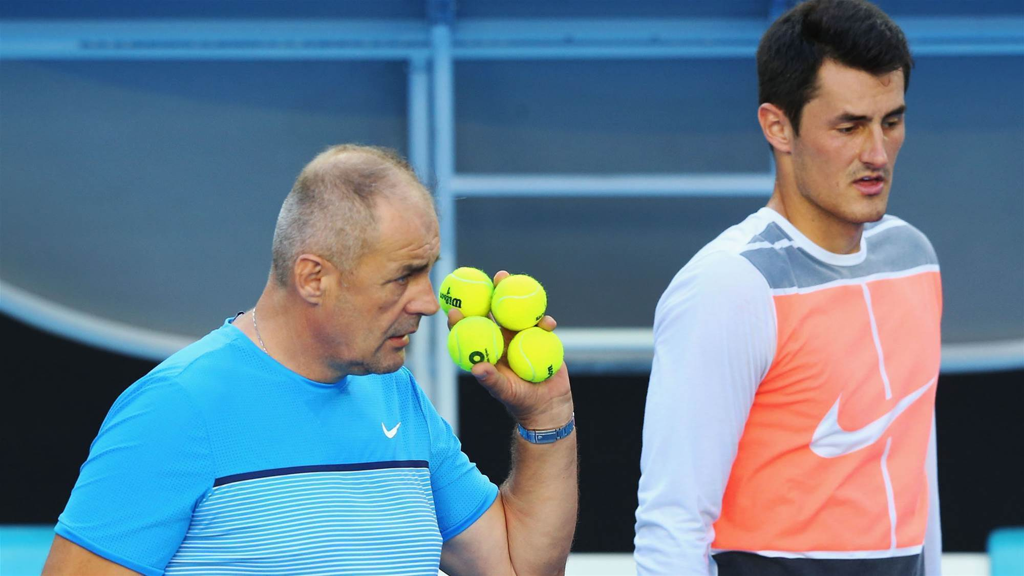 Hewitt slams Tomic's father