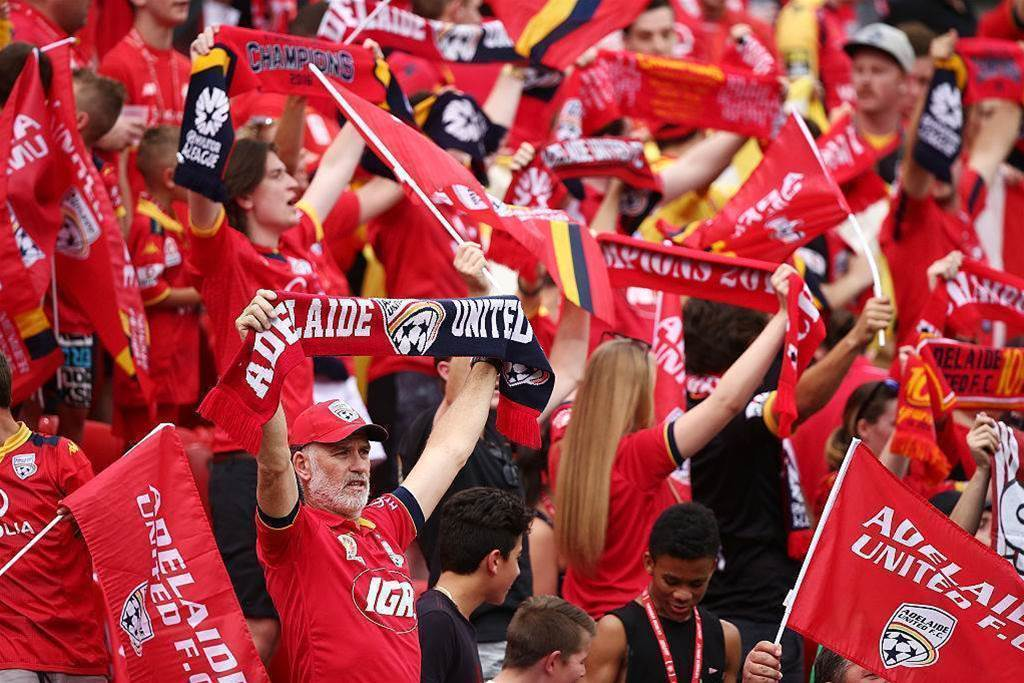 Adelaide United's 2017/18 A-League fixtures