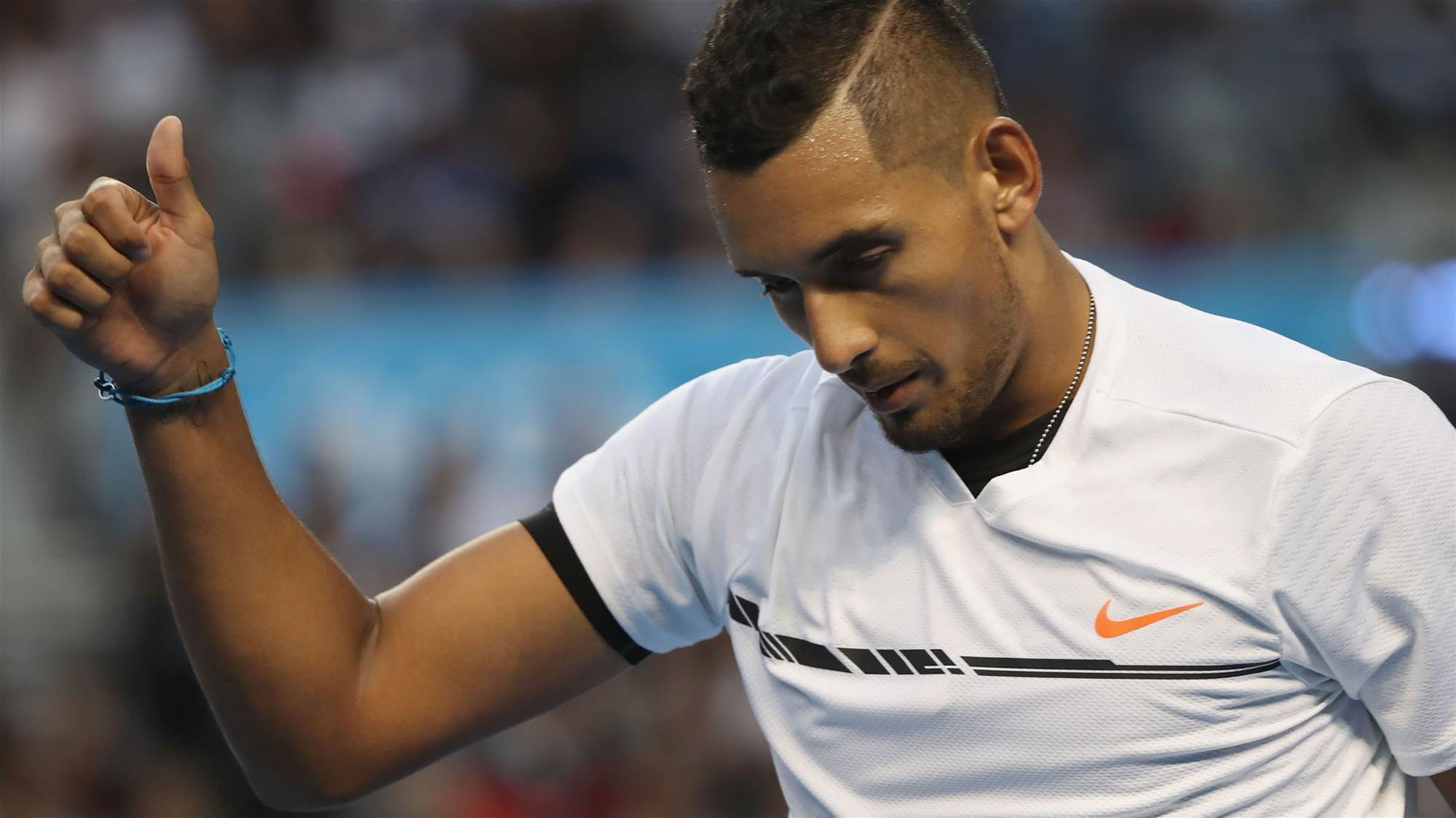 Kyrgios closing in on coach