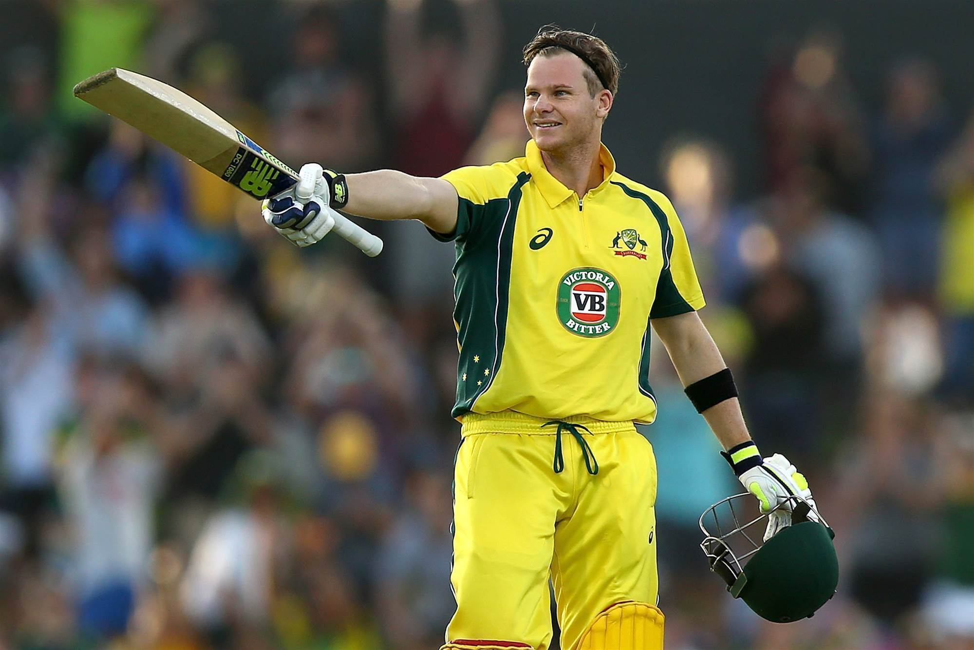 Smith confident in his side ahead of ICC Champions Trophy