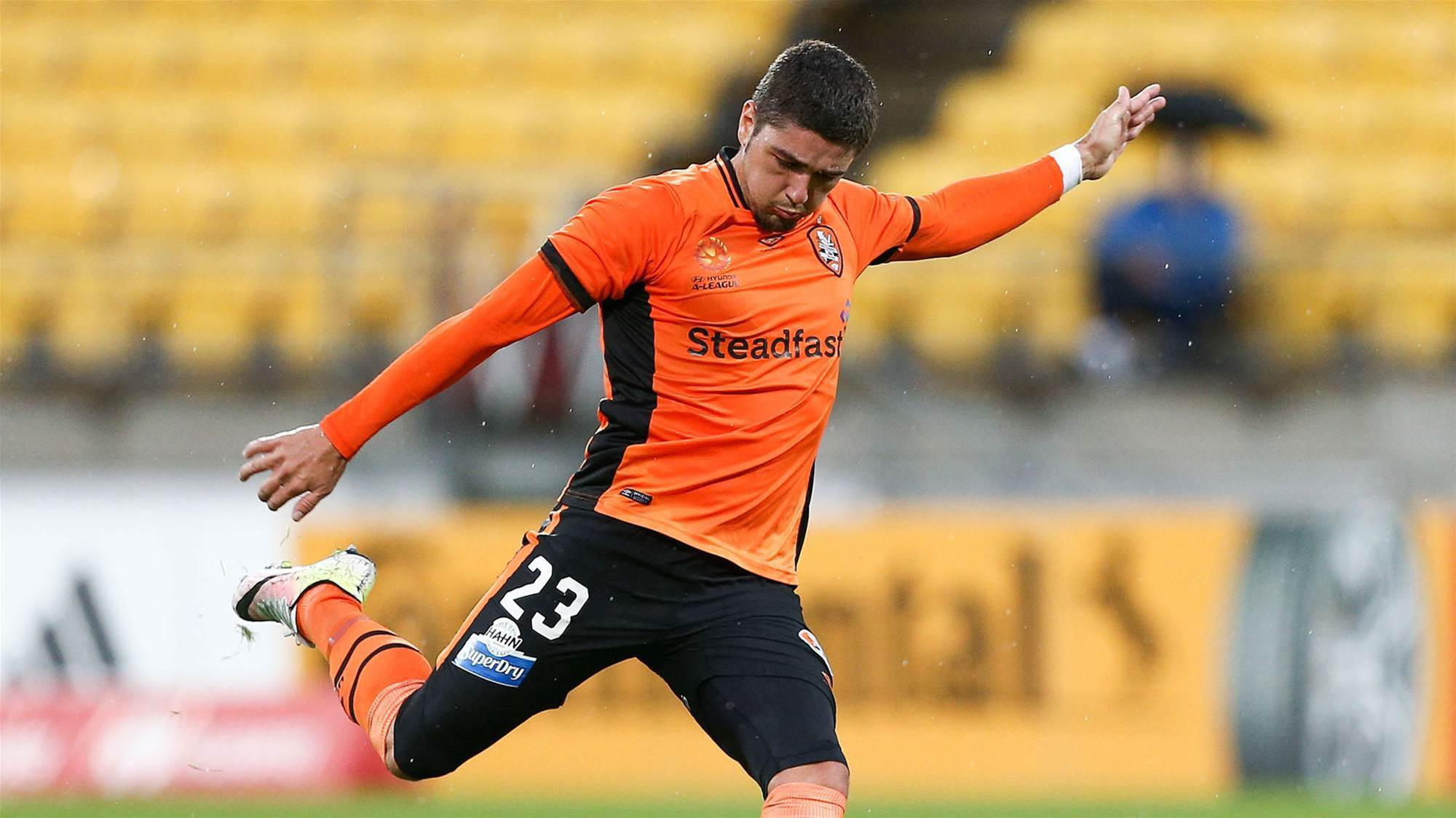 Jets target Petratos following Ulsan exit talk