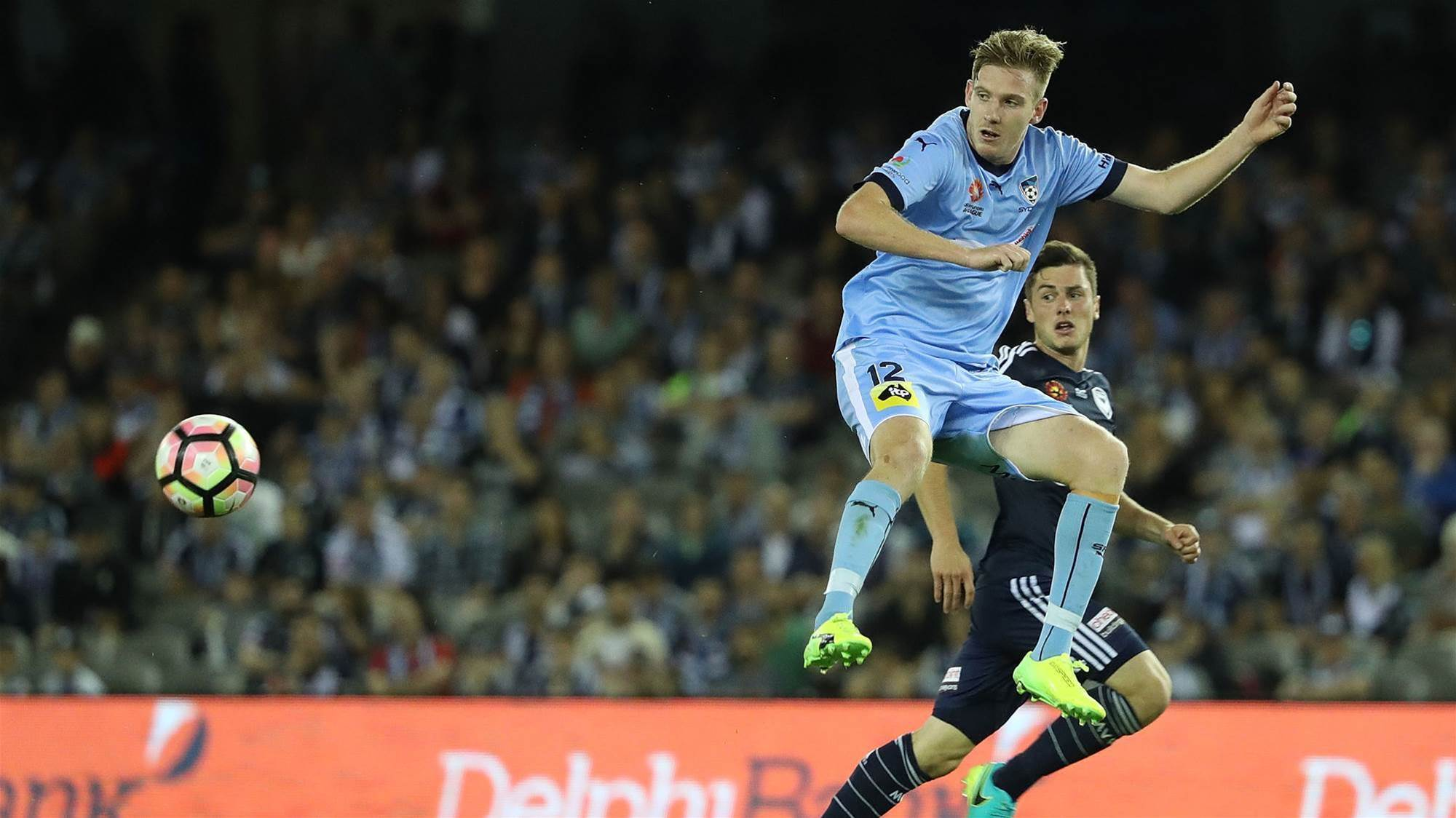 Sydney FC: Defender re-signs, striker exits