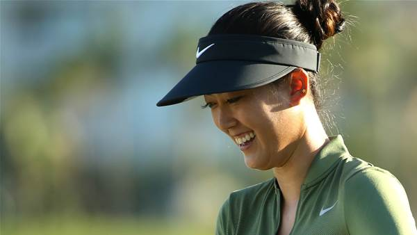 Michelle Wie joins Australian Open field