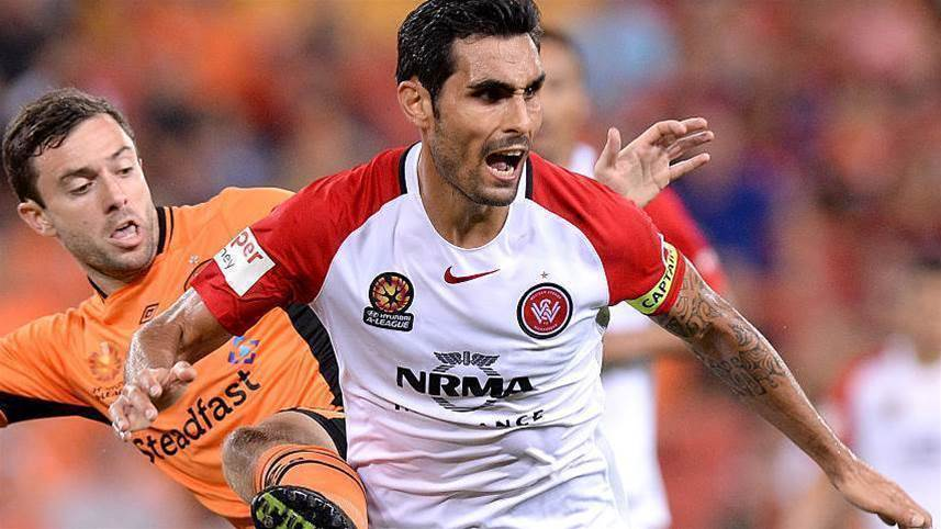 Wanderers captain one of eight to depart club