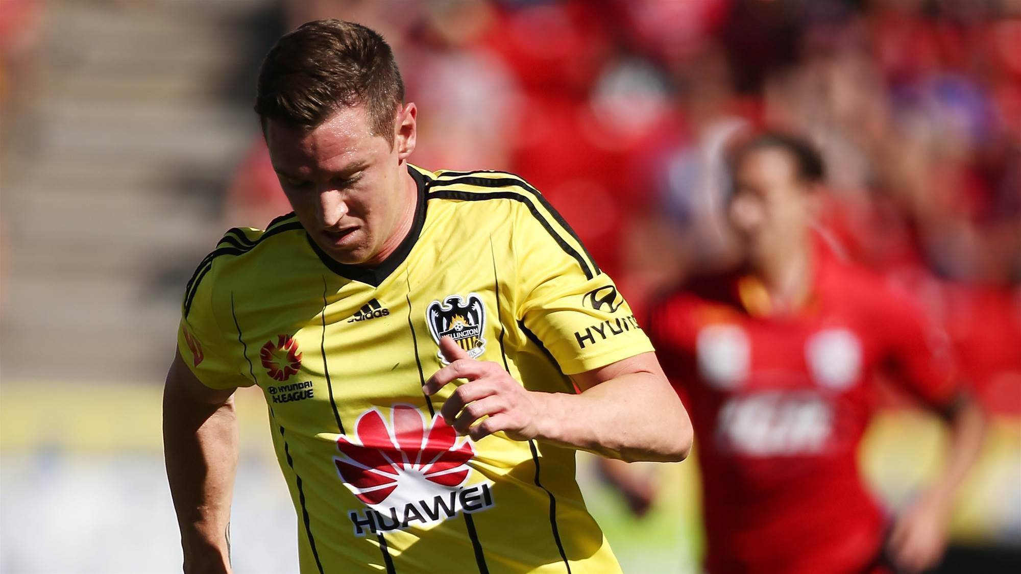 Opportunity Smeltz in Adelaide heat