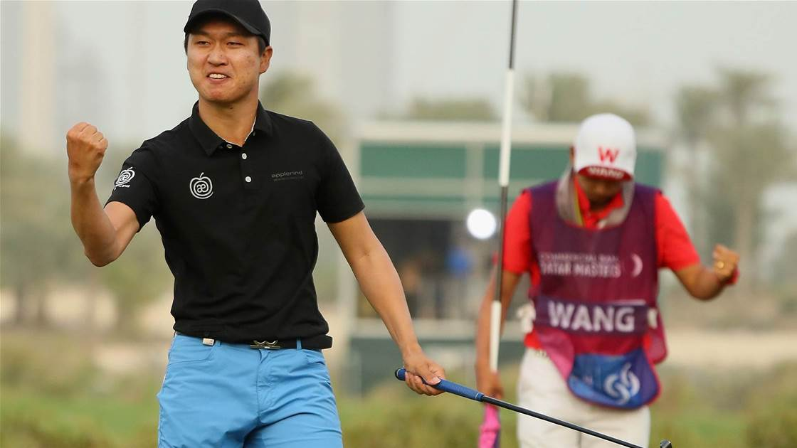 EURO TOUR: Wang prevails in dramatic play-off