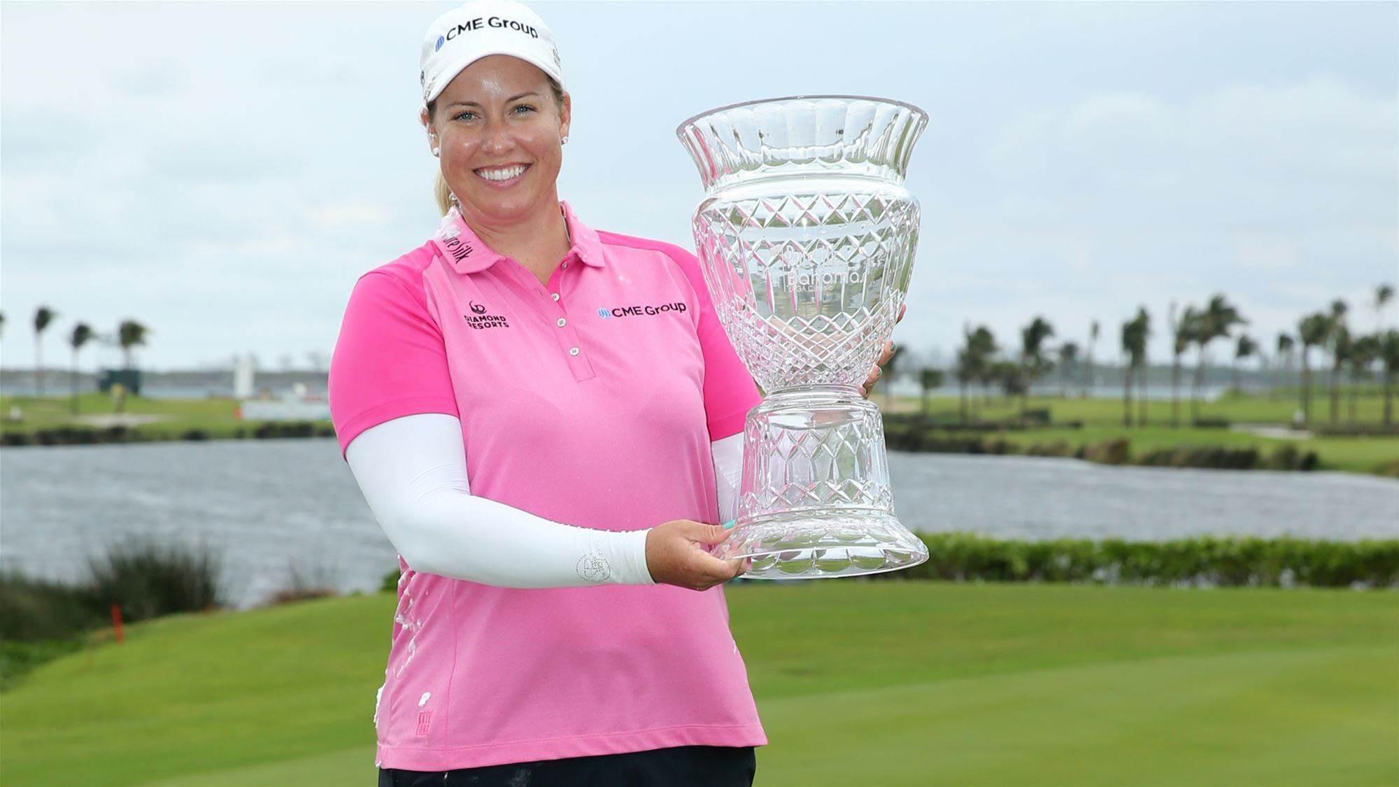 LPGA: Lincicome back in the winner's circle