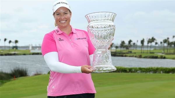 LPGA: Lincicome back in the winner's circle