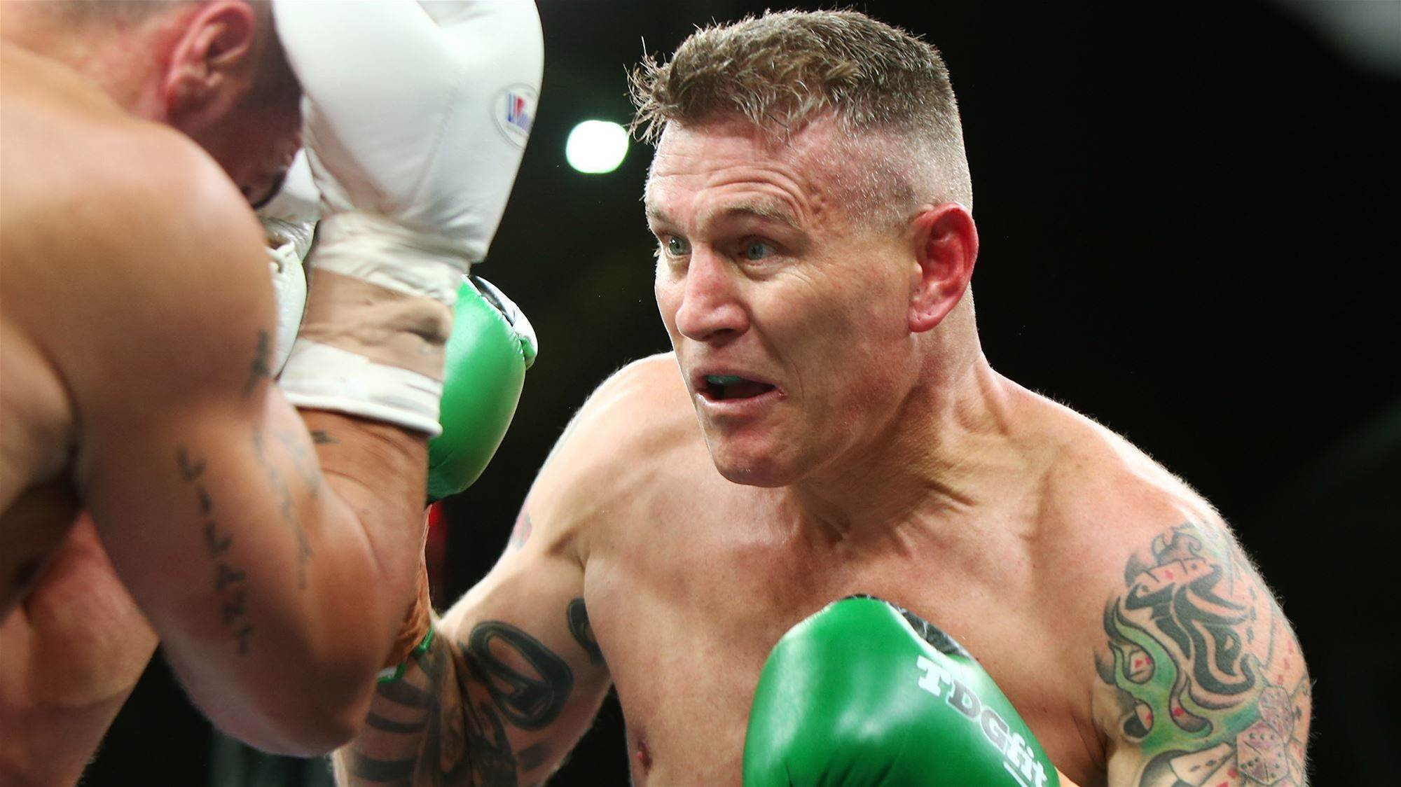 Green savages Mundine for lodging appeal