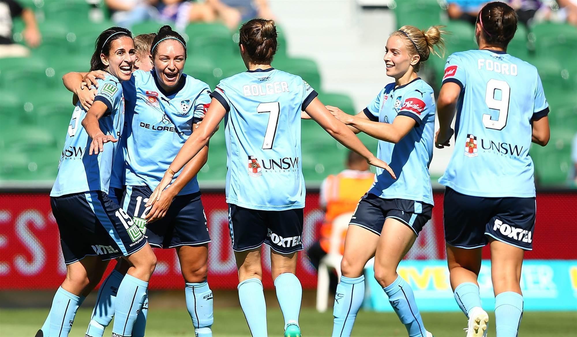 Sydney appoints new W-League boss