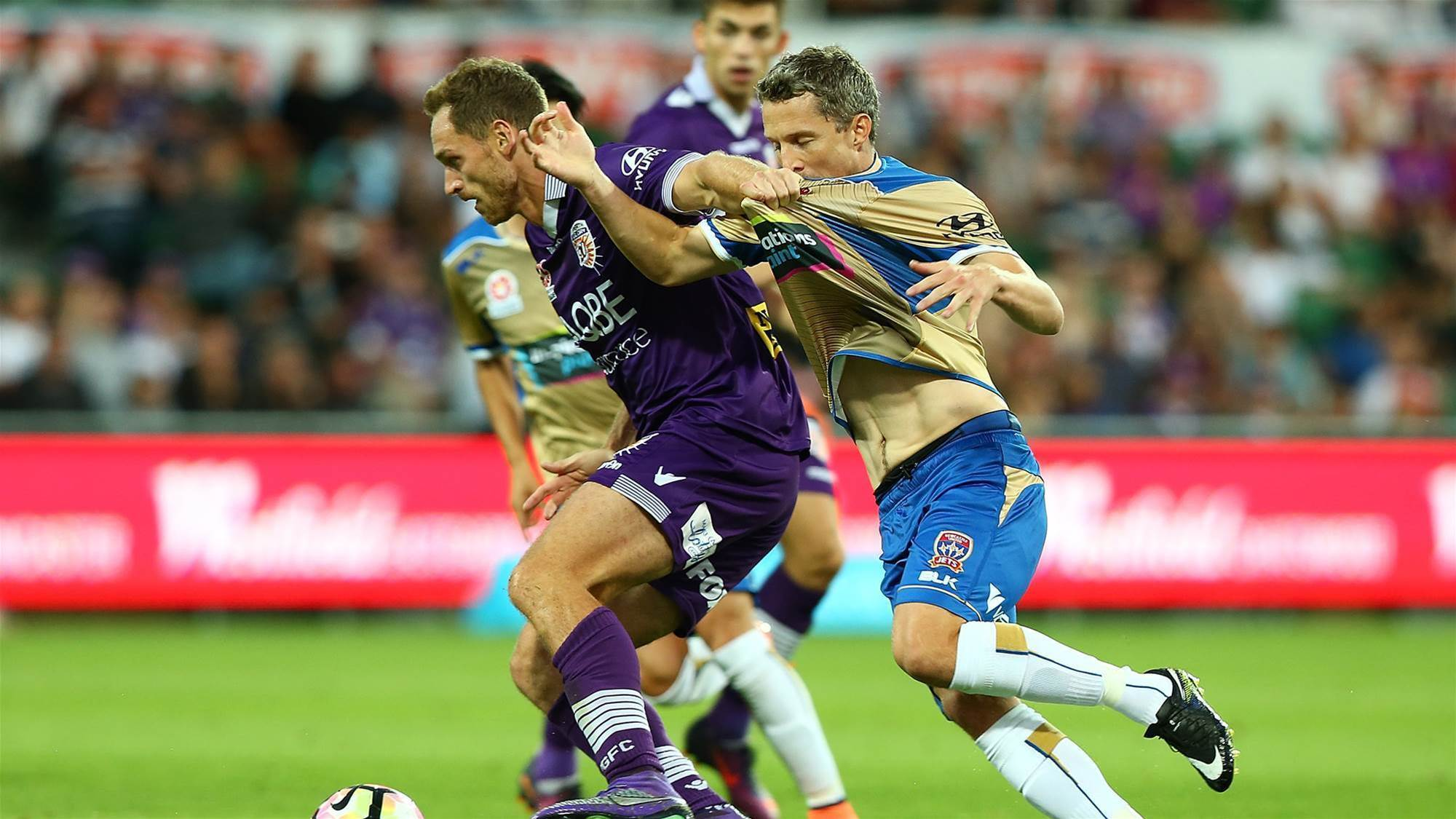 Griffiths: Glory target top four