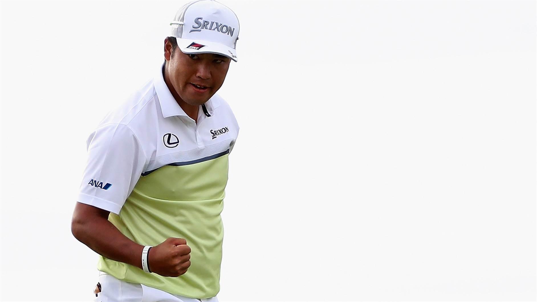 PGA TOUR: Matsuyama continues to rise in Phoenix