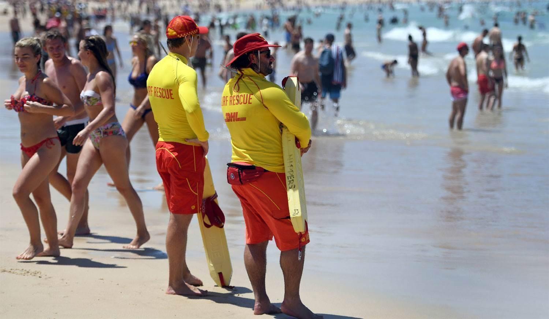 Surf Life Saving is a beach