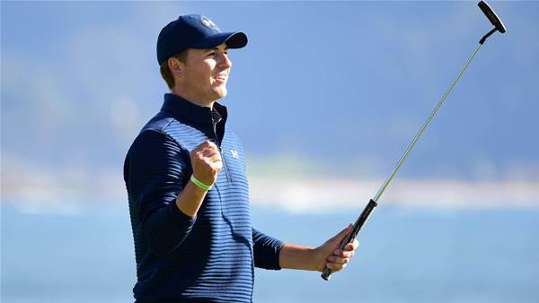 PGA TOUR: Spieth making a run at Tiger's records