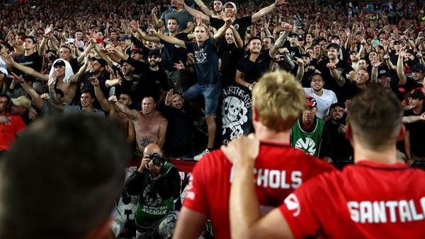Wanderers CEO hails fan records amid change