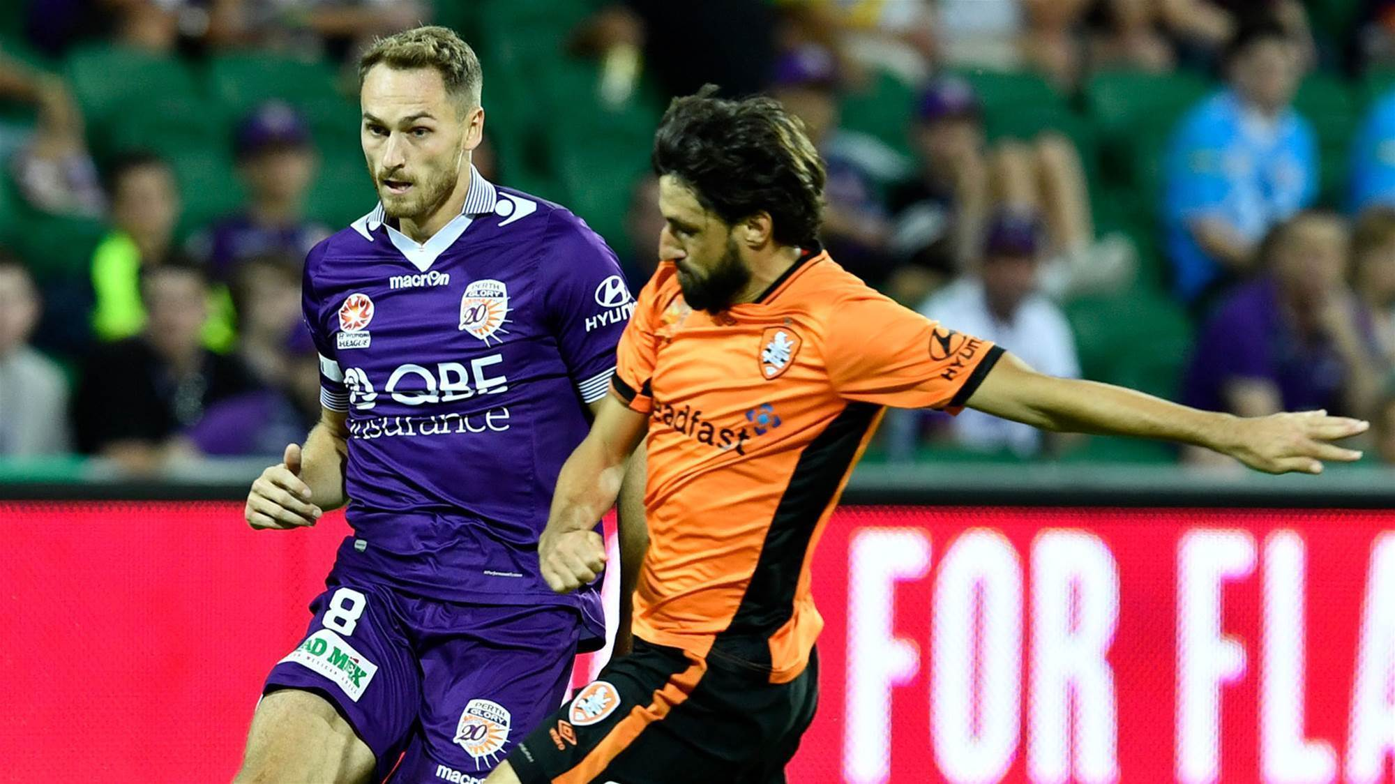 Broich proud of Roar recruits