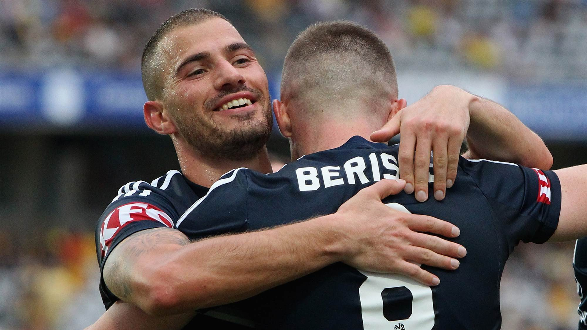 Troisi: Victory still targeting top spot