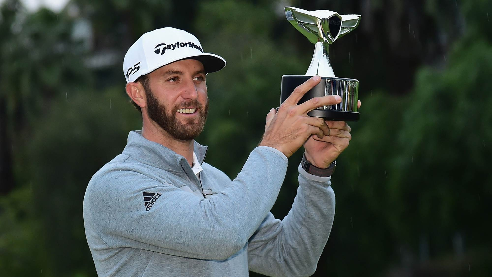 PGA TOUR: Johnson unseats Day as World No.1 with LA win