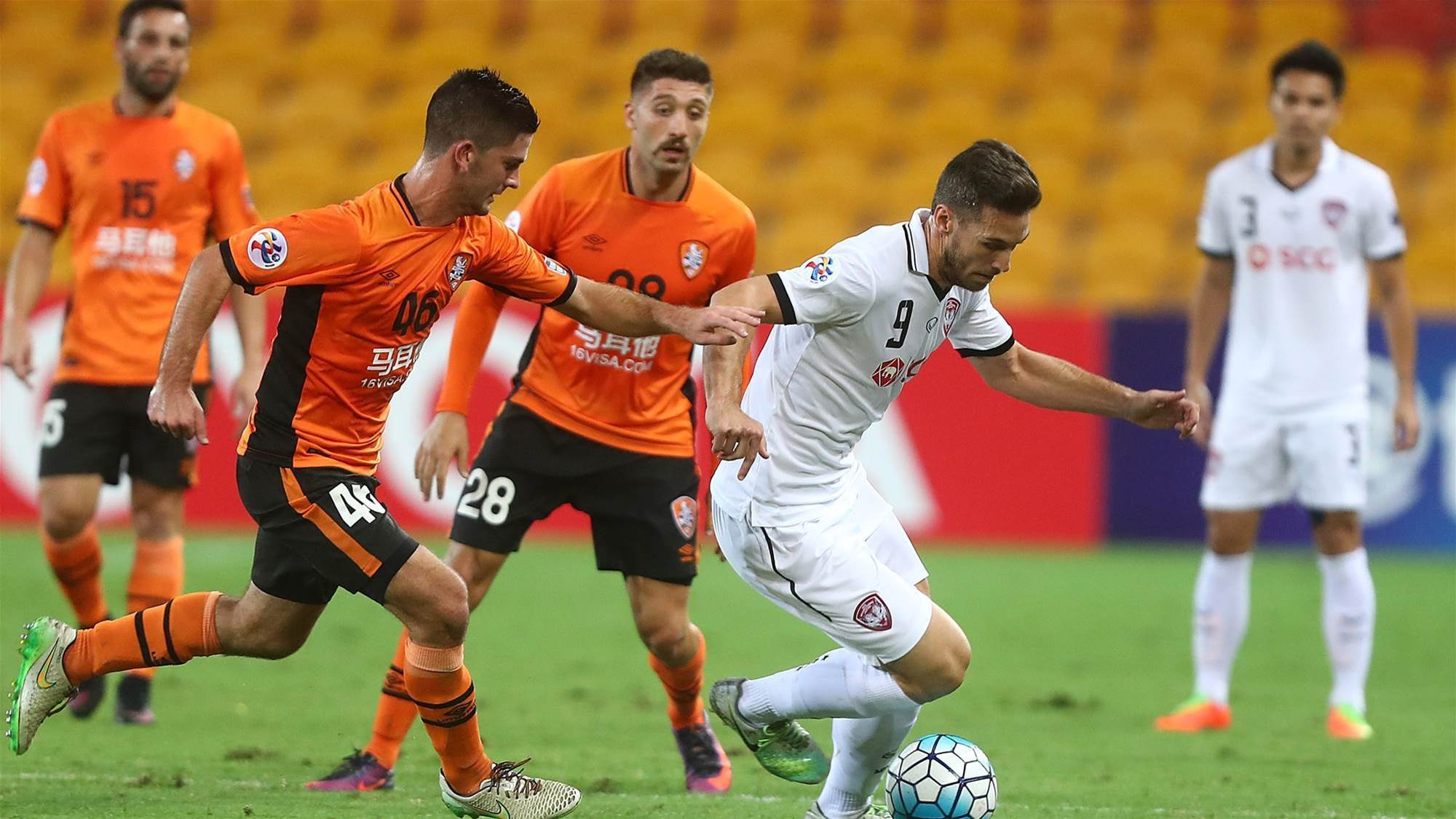 Roar, Muangthong in ACL stalemate