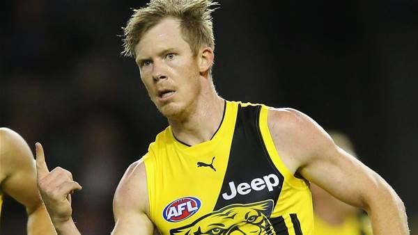 Riewoldt right for Round 1