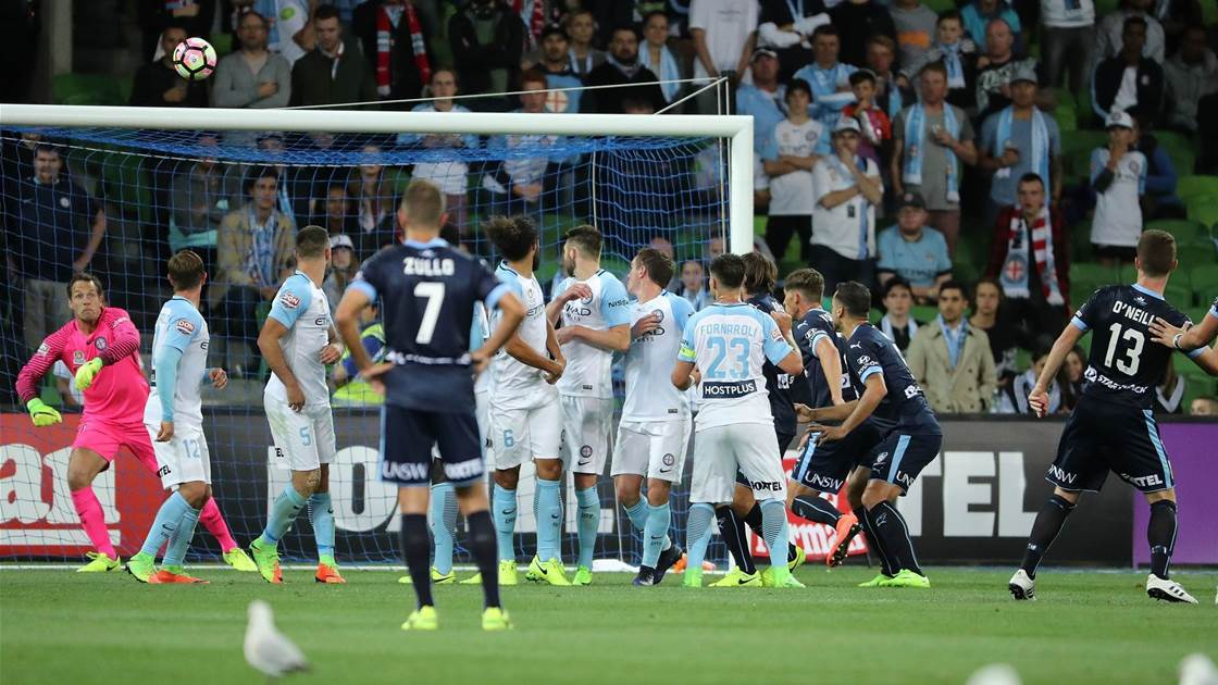 City v Sydney - How Twitter reacted