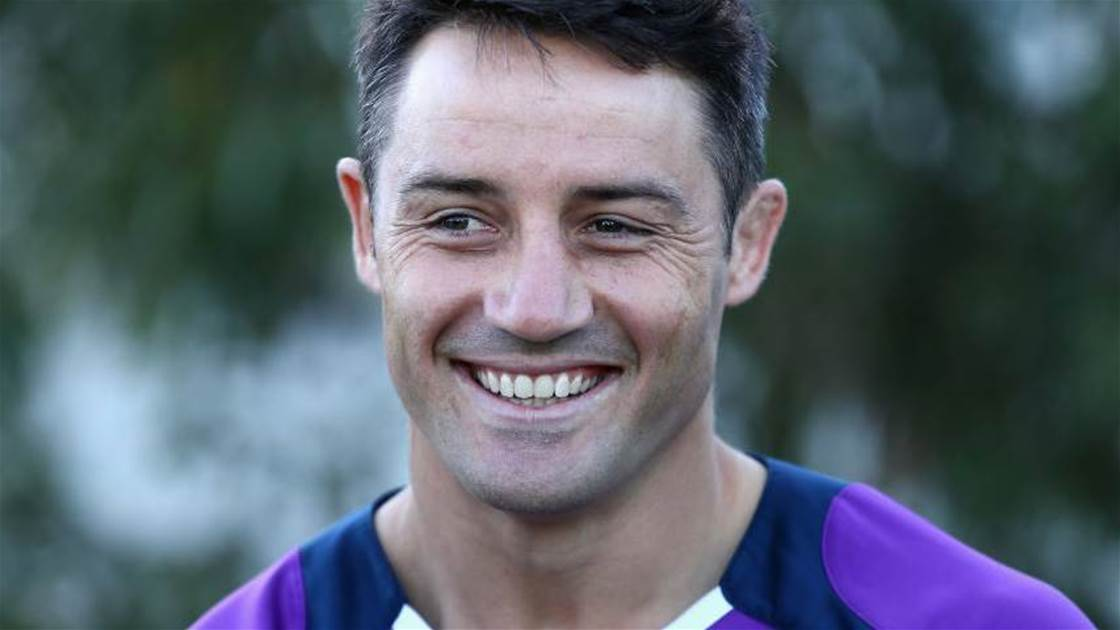 Cheika approves Waratahs pursuit of Cronk