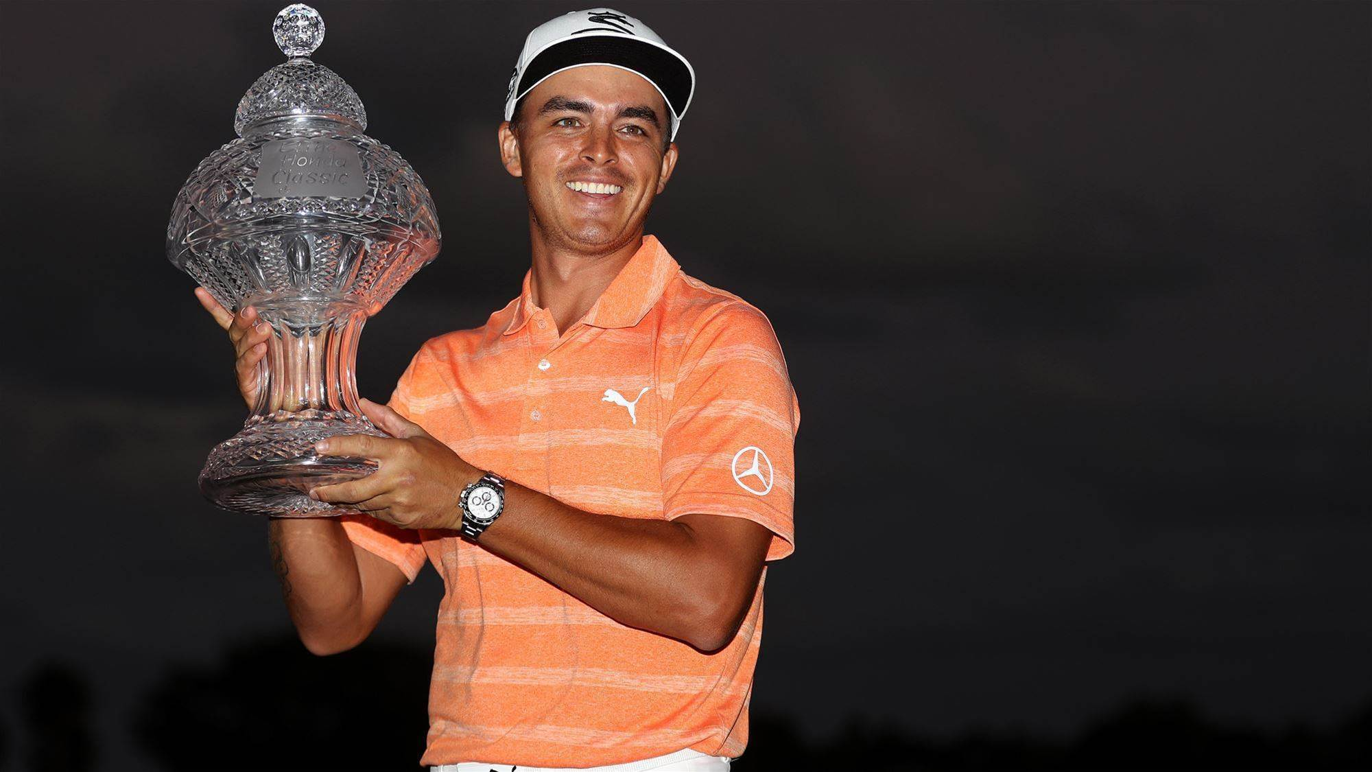 PGA TOUR: Fowler wins to join Masters conversation