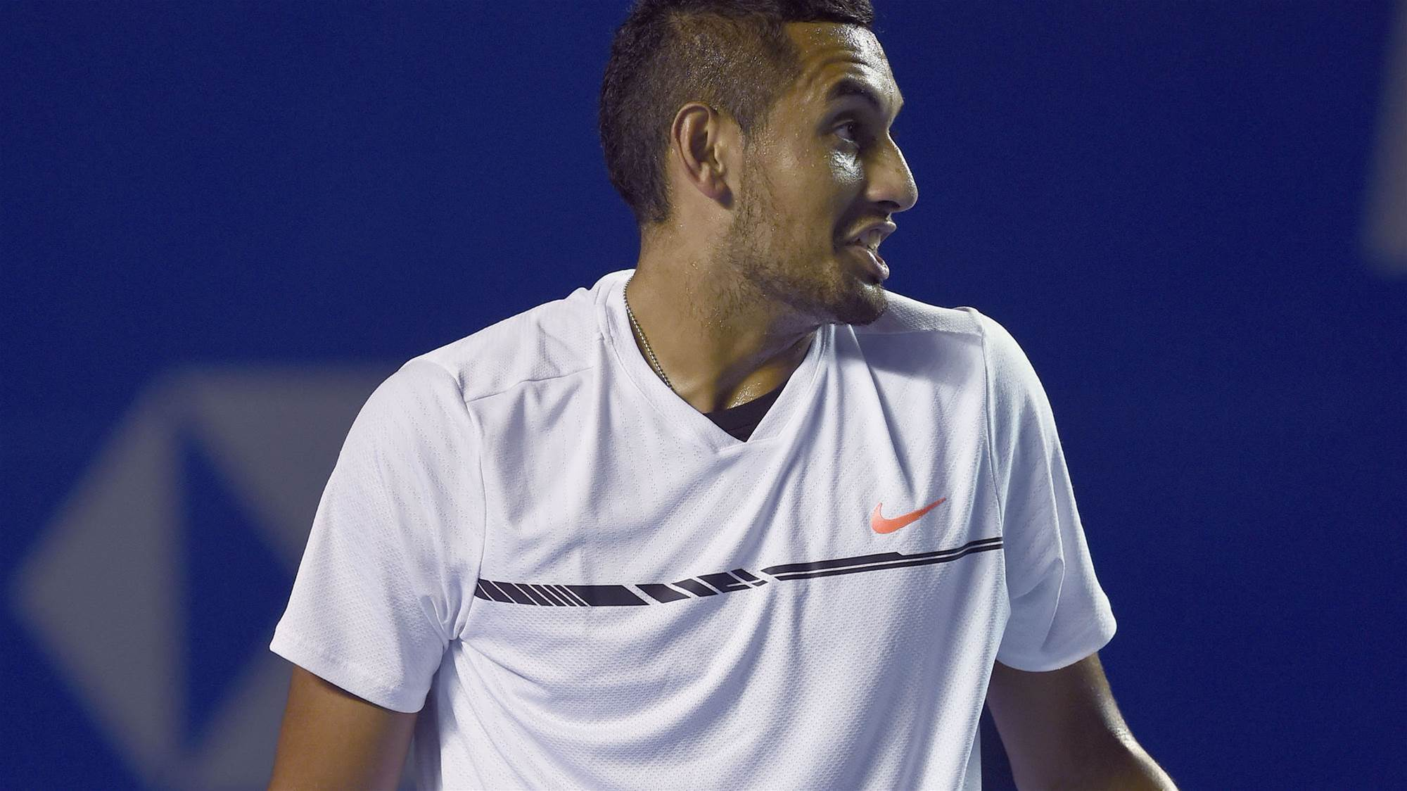 Kyrgios downs Djokovic