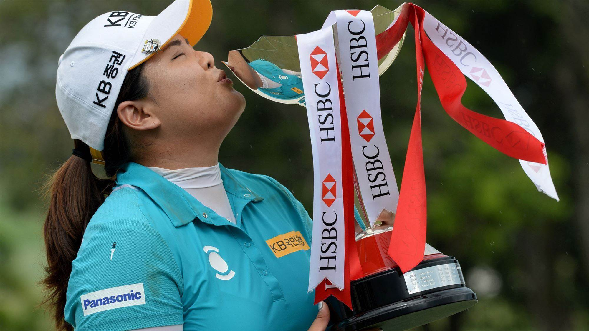 LPGA: Inbee's record win a walk in the Park