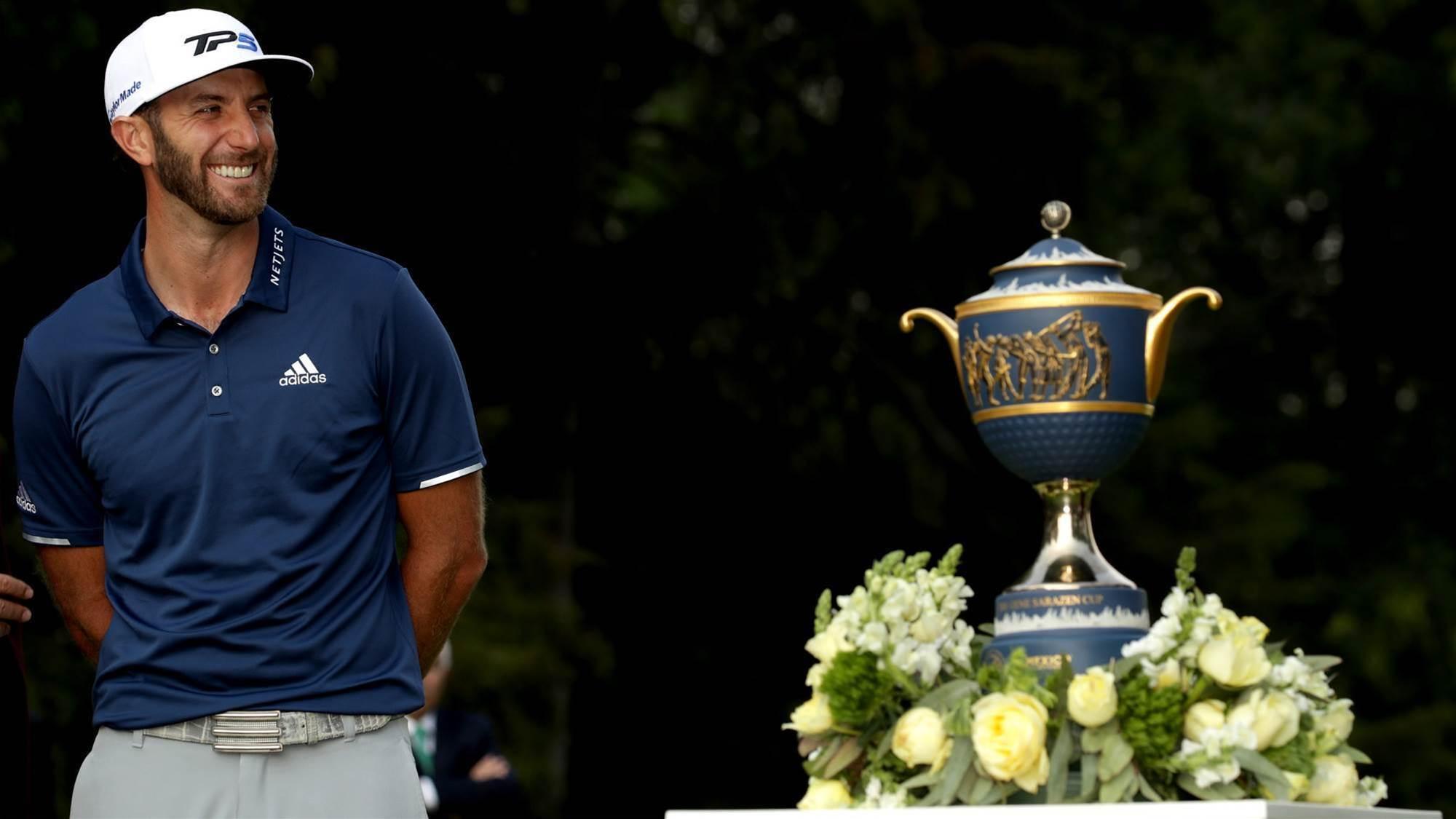 PGA TOUR: Johnson proving unstoppable