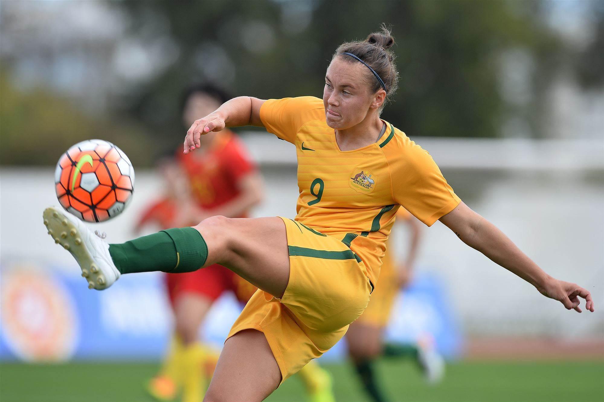Matildas top group but play for third