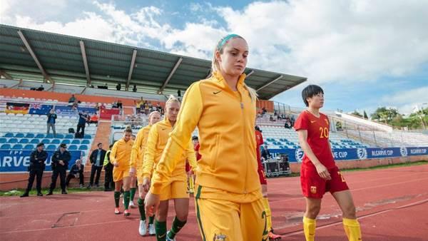 Tough tests for Young Matildas