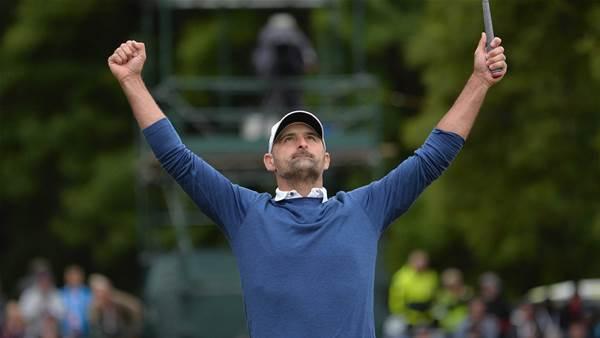 NZ OPEN: Hendry ends 14-year Kiwi winless streak