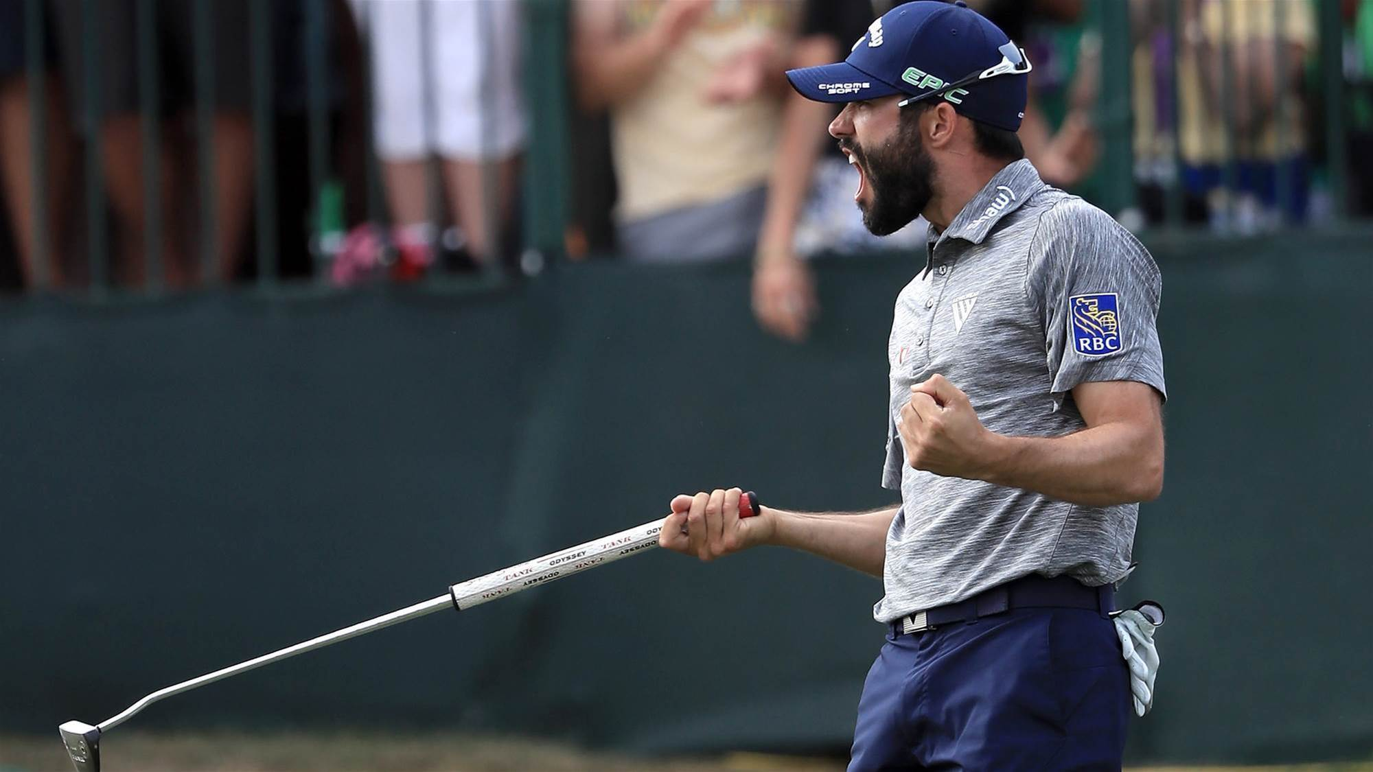 PGA TOUR: Honeymoon can wait as Hadwin gets Masters start
