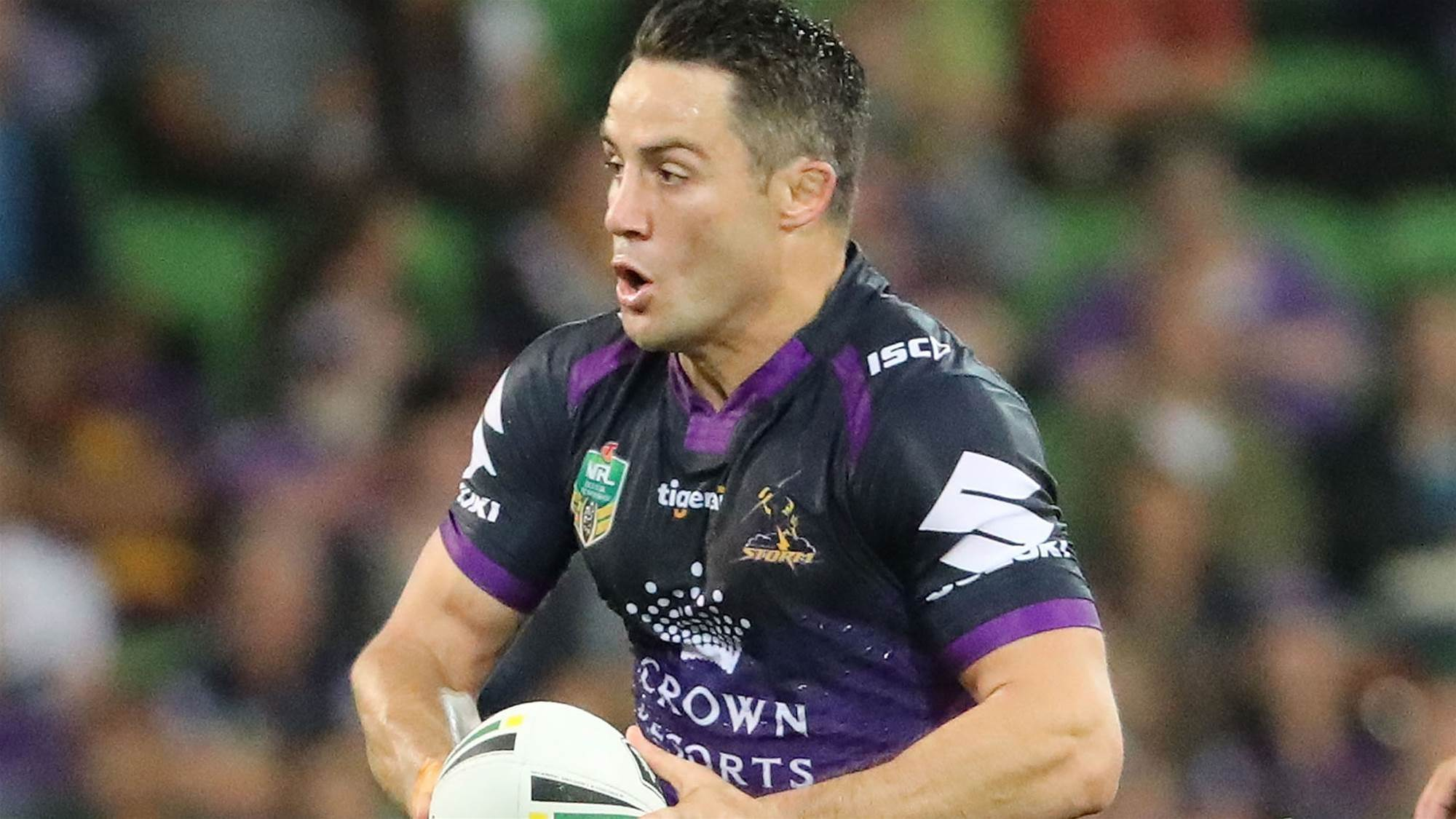 Cronk seeks release from Storm