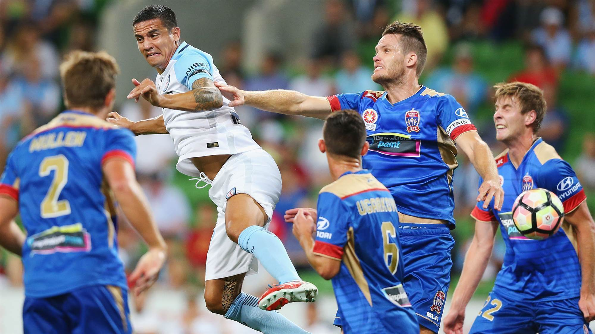 Jets pay the penalty for defensive lapses - Zane